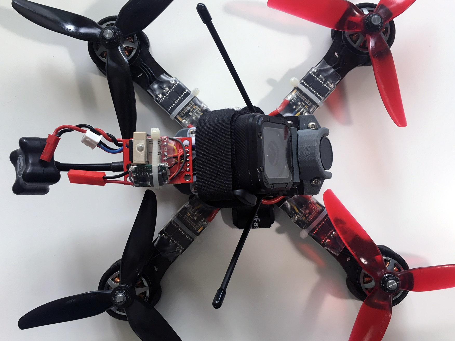 Mini-Quad Top
